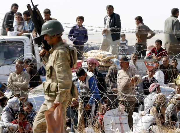 Tezkere öncesi Suriye sınırında son durum