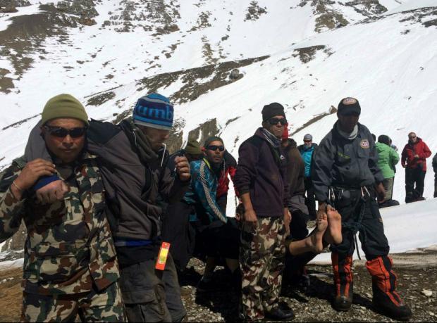 Nepal'de çığ faciası: Kurtarma çalışmaları sonlandırıldı