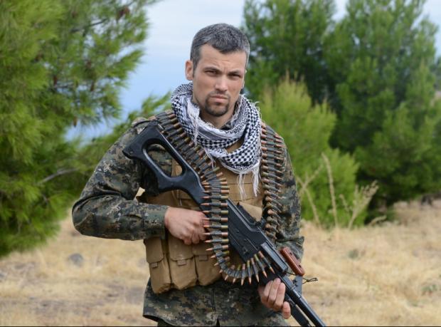 YPG'deki Amerikalı asker: Ciddi bir strateji izleniyor