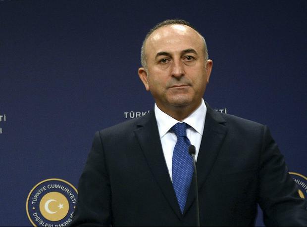 Çavuşoğlu: IŞİD, daha büyük bir şerrin ürünü