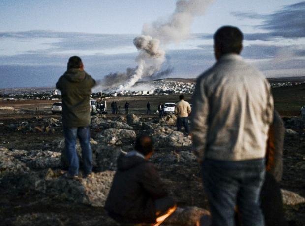 FT: Kobani politikası değişse de tehlike sürüyor