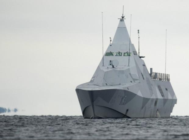 İsveç, karasularındaki gizemli 'denizaltıyı' arıyor