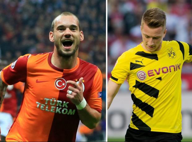 CANLI-Galatasaray 0 - 1 Borussia Dortmund