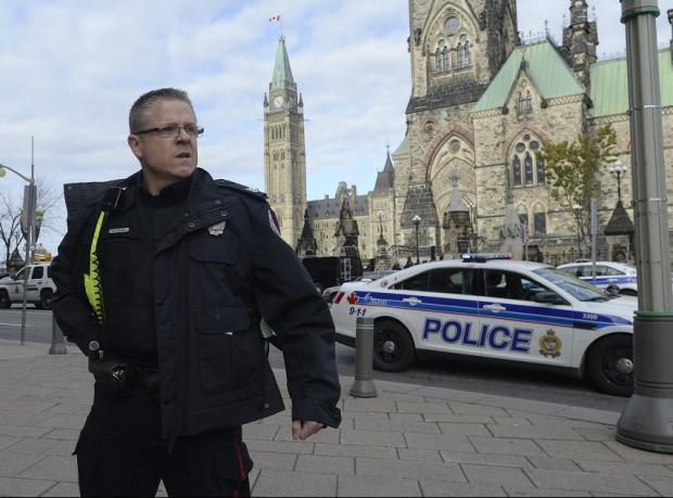 Kanada'nın başkentinde silahlı saldırı