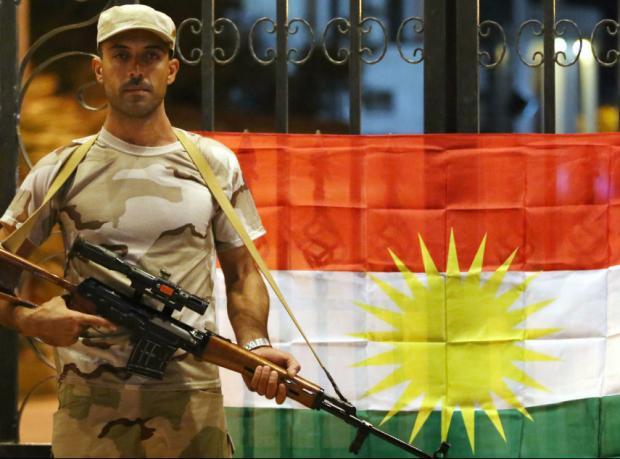 Independent: Suriyeli Kürtler'den peşmergeye izin çıktı