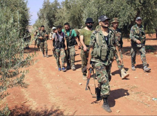 Times: Esad 35 yaş altı erkekleri orduya topluyor