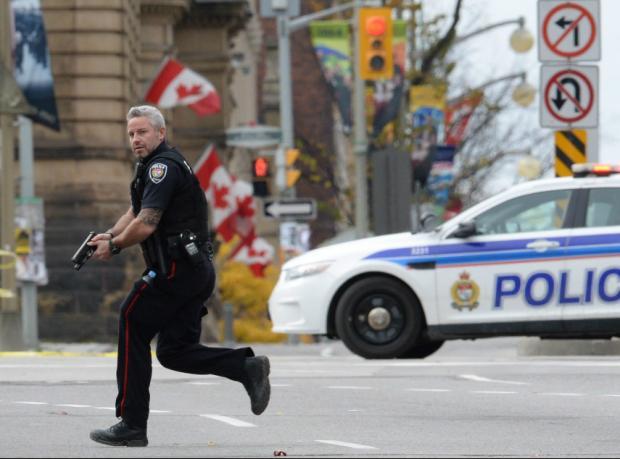 Kanada Başbakanı: 'Saldırılar bizi korkutamaz'