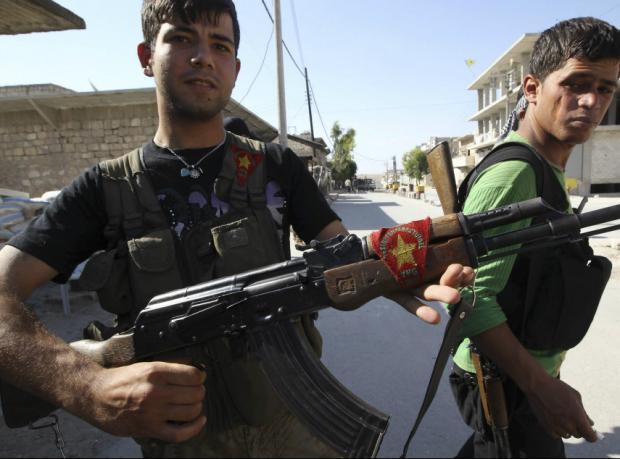 YPG Komutanı Redur Xelil: Suriye silah yardımı yapmadı