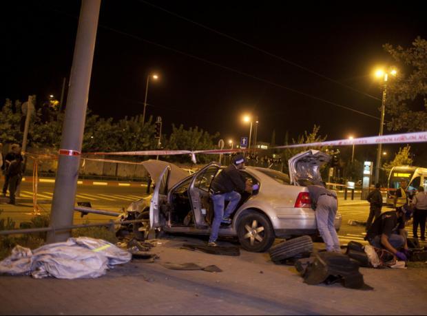 Kudüs'te saldırı: Netanyahu, Abbas'ı suçladı