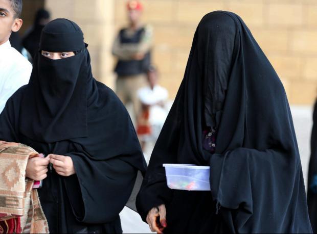 Suudi Arabistan'da 4 kadına cihat hapsi