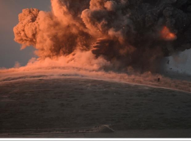 Peşmerge: 'Kobani temizlenene dek kalacağız'