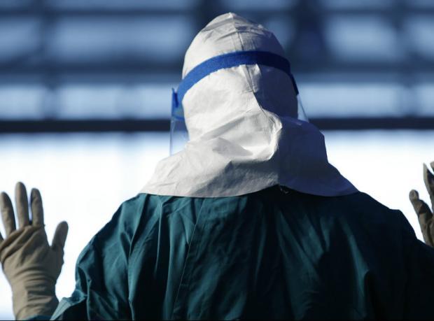 New York'ta Ebola şüphesi