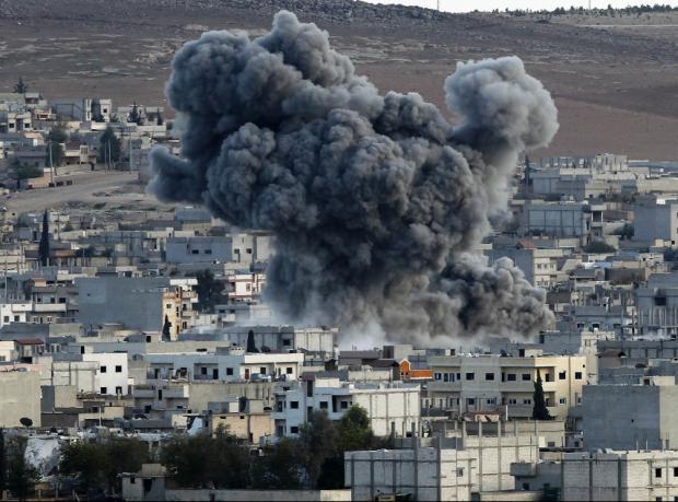 FT: Kobani, Kürtlerin milliyetçi heveslerini diriltti