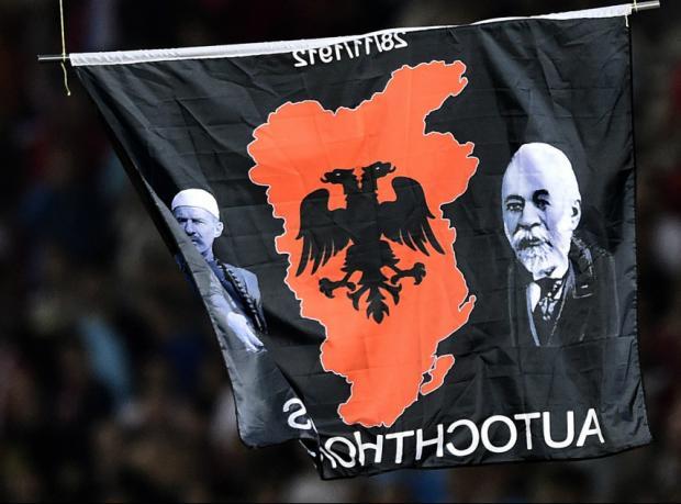 Bayrak krizi çıkan maç için Arnavutluk UEFA kararına itiraz edecek