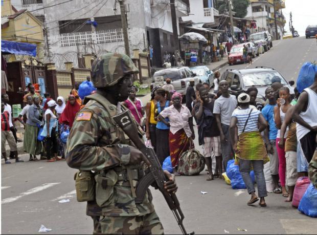 Ebola vakalarının sayısı 10 bini geçti