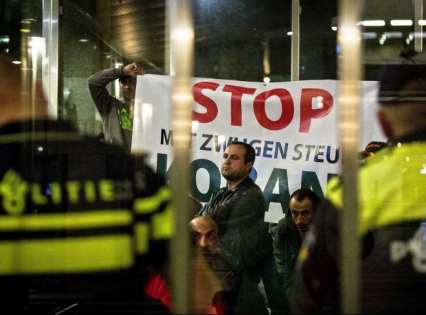 Hollanda: Polis eğitmenine 'İslam'a hakaret' soruşturması