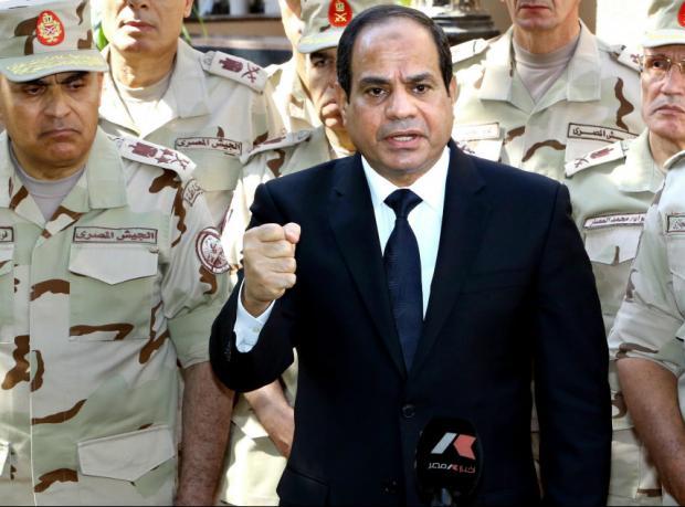 El Sisi: Dış güçler Mısır'a karşı komplo kuruyor