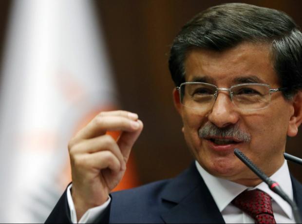 Davutoğlu: Muhatabımız terör örgütü değil, bölge halkı