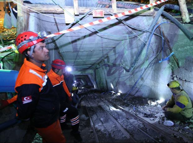 Ermenek'teki maden şirketi 'Doğal afet' dedi