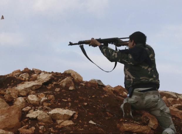 ÖSO komutanı: Kobani'de Kürtlerle birlikte savaşıyoruz