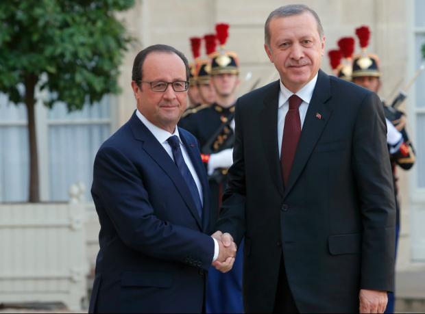 Erdoğan: Suriye konusunda adım atmaya hazırız ama üç şartla