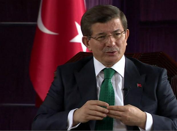 Davutoğlu'ndan Kobani yürüyüşü çağrısına tepki