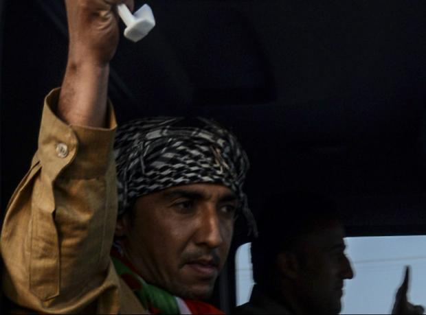 Peşmerge Türkiye'den Kobani'ye geçti