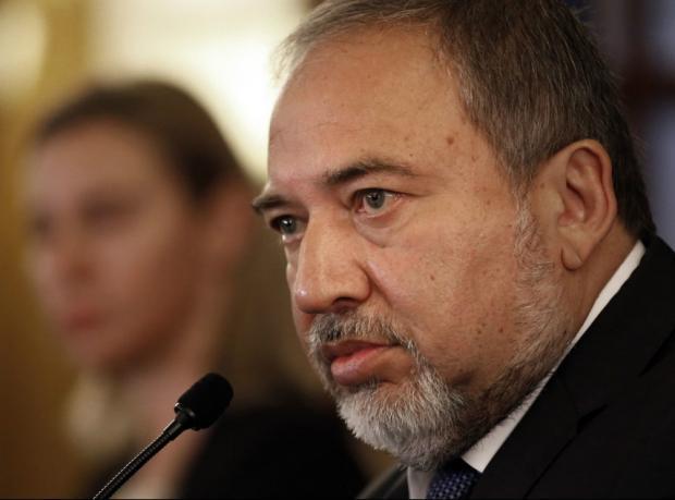 'Lieberman'a suikast girişimi': 4 Filistinliye gözaltı