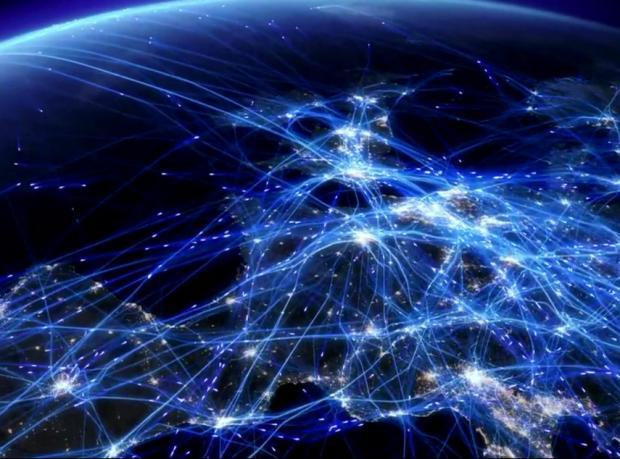 İngiltere semalarında 24 saatlik hava trafiği