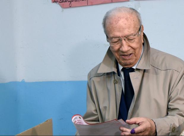 Tunus'ta 'Arap Baharı' sonrası ilk cumhurbaşkanlığı seçimleri
