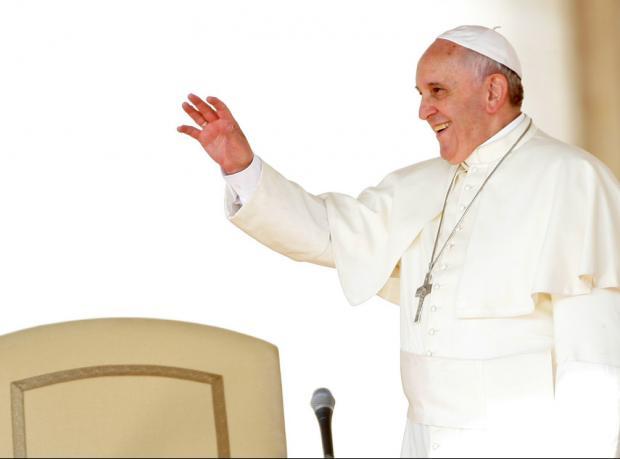 Papa: Avrupa yaşlı ve bitkin