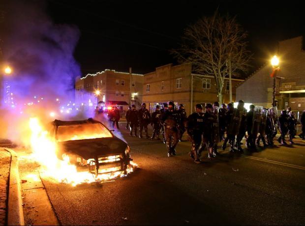 BM'den Ferguson tepkisi: Kaygılıyız