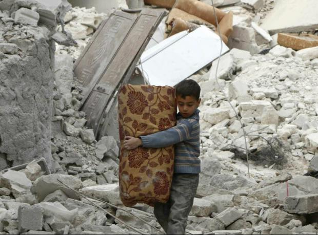 BM: Suriye'de 12,2 milyon kişi yardıma muhtaç