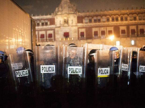 Meksika polis gücünü reforme ediyor