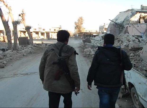 Kobani: Savaşın yıktığı kentten görüntüler