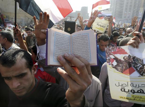 Mısır'daki protestolarda iki kişi öldü
