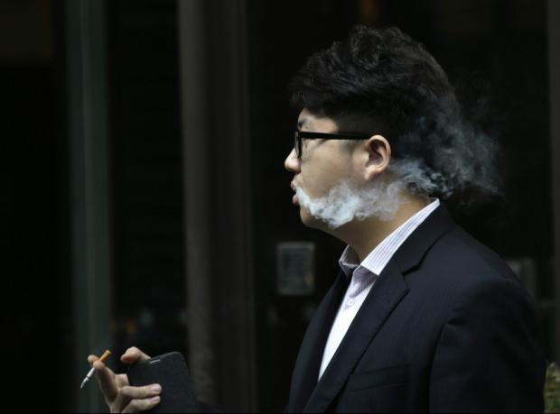 Çin'de sigara yasağı başlayacak