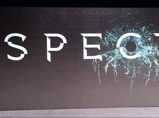 James Bond'un yeni filmi SPECTRE