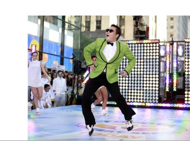 Gangnam Style YouTube'un izlenme limitini aştı