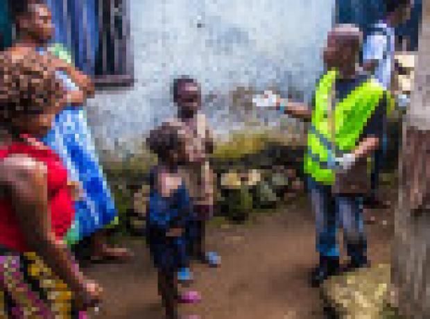 'Ebola salgınından IMF de sorumlu'