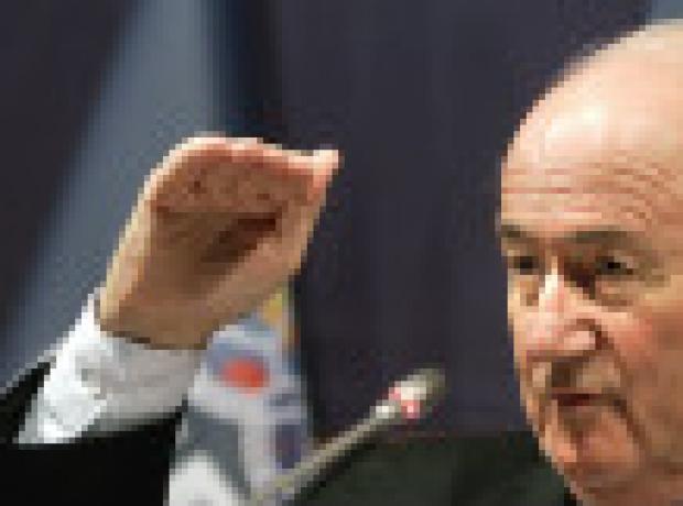 FIFA ile Blatter arasında başkanlık pazarlığı