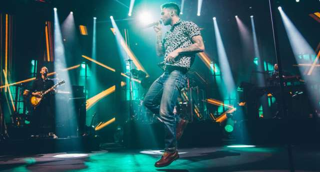 iTunes Festival: Maroon 5