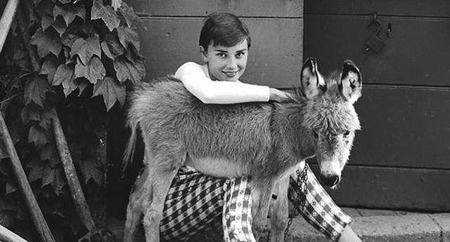 Görülmemiş Audrey Hepburn Fotoğrafları