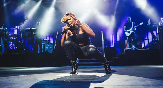 iTunes Festival: Mary J. Blige