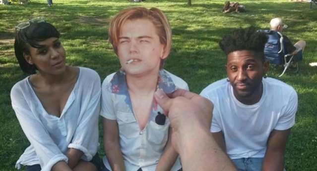DiCaprio Her Yerde!