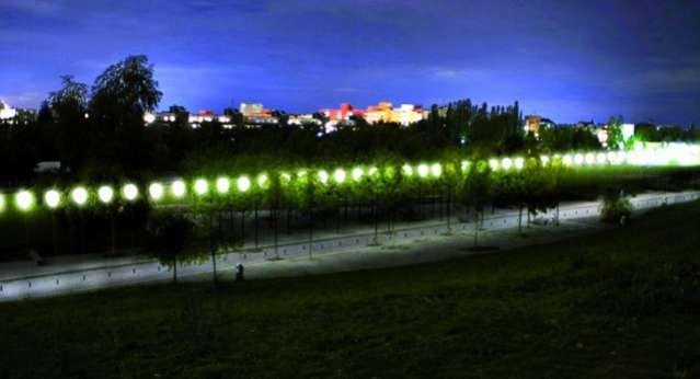 25 Yıl Sonra Yeniden Berlin Duvarı