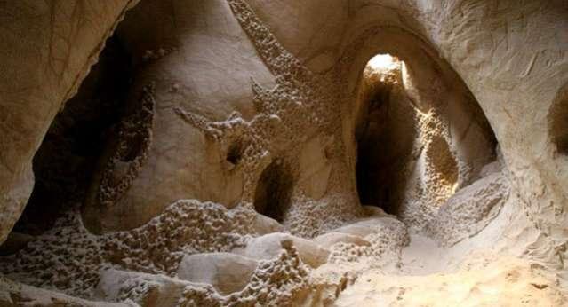 El Yapımı Mağara