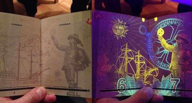 İçinden Sanat Fışkıran Pasaport!