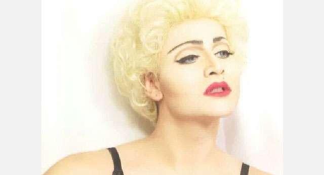 Her şey Madonna'ya Benzemek İçin