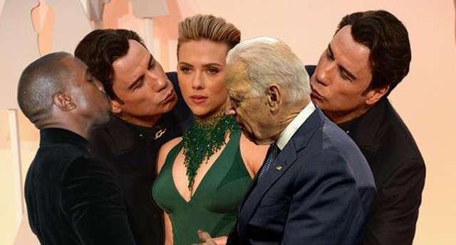 Travolta Öpücüğü